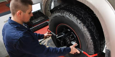 When to Get a Wheel Alignment, Honolulu, Hawaii