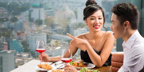 5 Tips for Pairing Drinks & Entrees, Honolulu, Hawaii