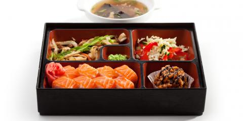 What Bento Is Right for You? A Few Tasty Options From Ahi & Vegetable, Honolulu, Hawaii