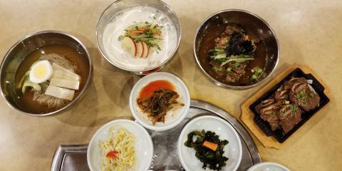 Summer Lunch Specials at New Shilawon Korean Restaurant, Honolulu, Hawaii