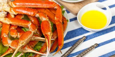 3 Delicious Crab Types to Try at a Seafood Restaurant, Honolulu, Hawaii