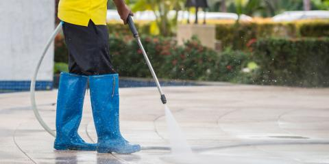 How Do I Use Cleaning Detergents With My Pressure Washer?, Hooks, Texas