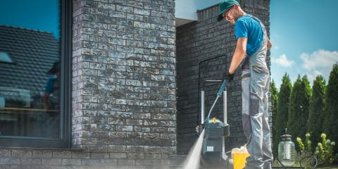3 Types of Pressure Washers, Hooks, Texas