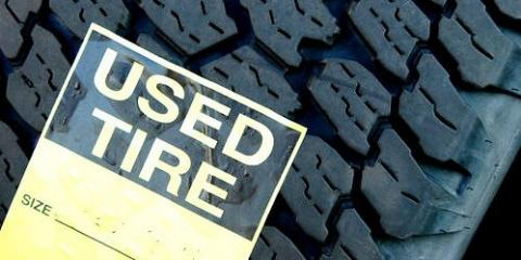 End Your Search for Top-Notch Used Tires at Hoopers Tire Outlet, Rochester, New York