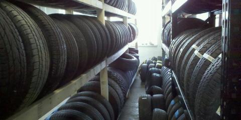 Why Buy New When You Can Purchase Used Tires at Hoopers Tire Outlet This Winter?, Rochester, New York