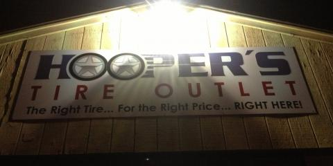 Hoopers Tire Outlet Offers Only Offers High Quality New And Used Tires, Rochester, New York
