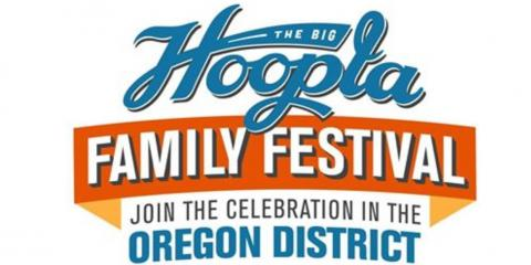 Big Hoopla Family Fun Event - March 15th - in the Oregon District, Dayton, Ohio