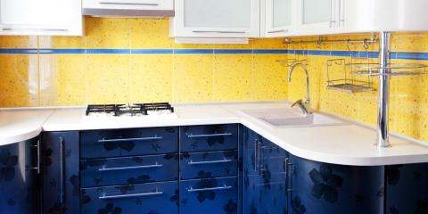 4 Tips for Incorporating Saturated Colors in Your Kitchen Design, Hopewell, New Jersey