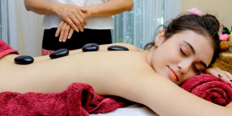 What Is Hot Stone Therapy?, Des Peres, Missouri