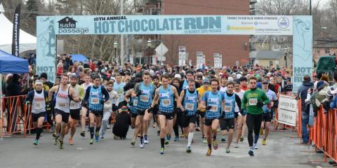 Rerun Shoes Partners With the 11th Annual Hot Chocolate Run Sunday, December 7, 2014, Holyoke, Massachusetts