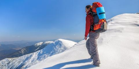 How to Avoid Hypothermia, Healy, Alaska
