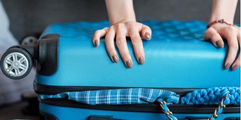 4 Ways to Save Suitcase Space, Jacksonville, Arkansas