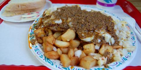 Rochester Restaurant's Famous Hots & Potatoes Will Warm You Up, North Gates, New York
