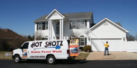 Hot Shotz Mobile Power Wash, Power Washing, Services, St. Charles, Missouri