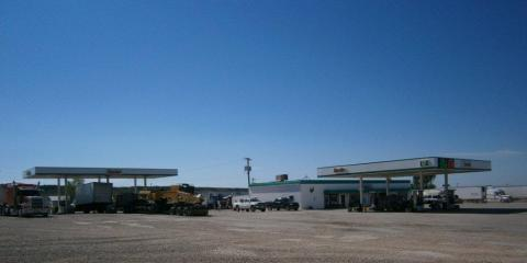 Coffee Cup Fuel Stop, Truck Stops, Services, Hot Springs, South Dakota