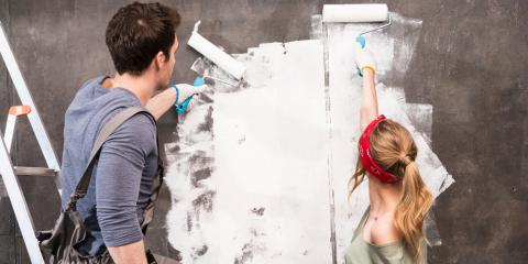House Painting Company Explains How to Paint Over Wallpaper, Denver, Colorado