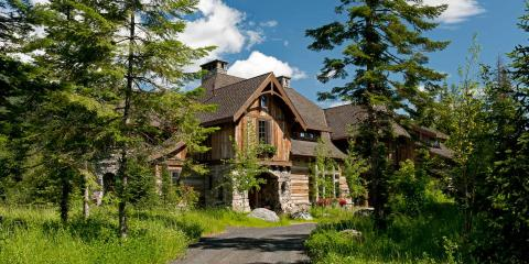 Choose a Custom Home Builder Specializing in High-End Building, Whitefish, Montana