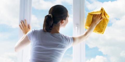 House Cleaning Company Shares 3 Tips for Washing Windows, Norwood, Ohio