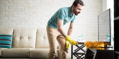 3 Areas in Your Home That Collect the Most Dust, Tuscarora, Maryland
