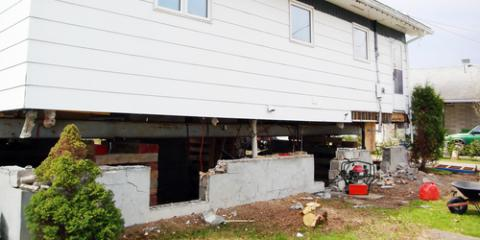 NJ's House Lifting Pros Share 3 Signs of a Foundation Problem, Brick, New Jersey