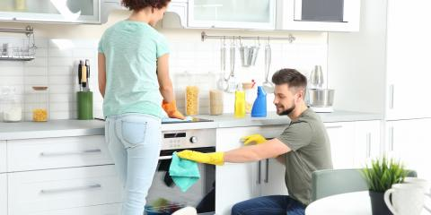 3 Tips for Keeping Your Kitchen Clean, Tuscarora, Maryland