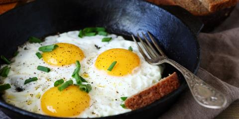3 of the Most Energizing Breakfast Foods, Houston, Texas