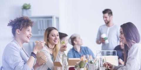 3 Reasons Why You Should Eat Lunch With Your Employees, Houston, Texas