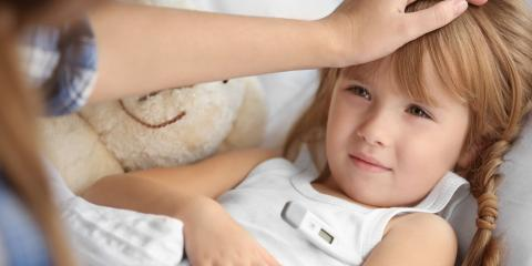 How Can You Reduce Your Child's Fever? , Sweden, New York