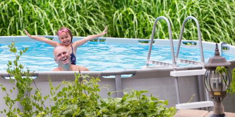 Installing an Above-Ground Pool? Why You Need Sand, Lincoln, Nebraska