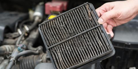 4 Signs You Need to Replace Your Car's Air Filter, High Point, North Carolina
