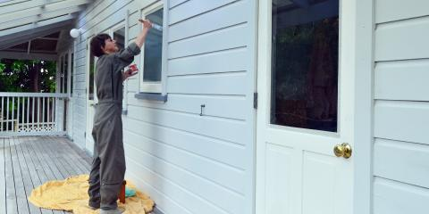 5 Ways to Get Ready for Exterior Paint Projects, Greenhills, Ohio