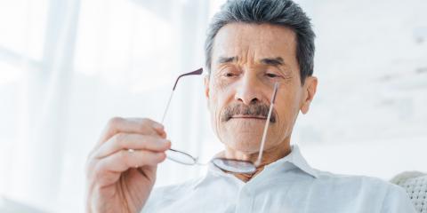 How to Protect Your Eyes as a Senior, Cincinnati, Ohio