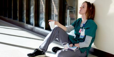 Are You a Nurse? Here's How to Tell If You're Burnt-Out , Suffern, New York