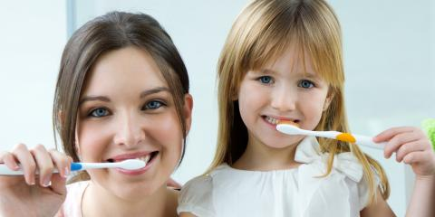 Richmond Hill Dentists Explain How a Mother's Oral Health Affects Her Child's, Richmond Hill, Georgia