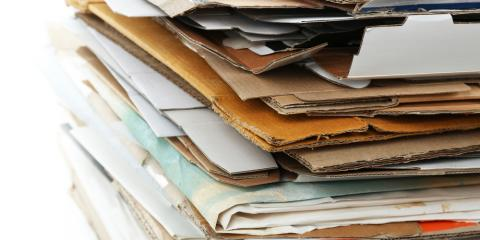 How Does Paper & Cardboard Recycling Work? , Linville, Virginia