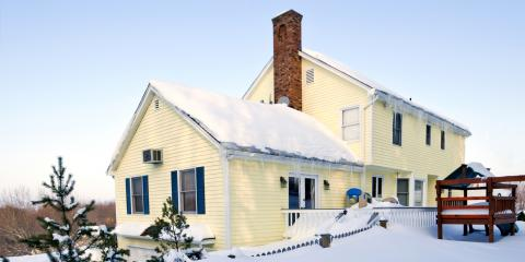 How Electric Heat Tape Helps Prevent Ice Dams, Poughkeepsie, New York