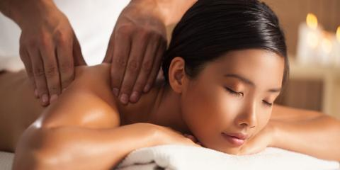 How Massage Relieves Stress on Vacation , Honolulu, Hawaii