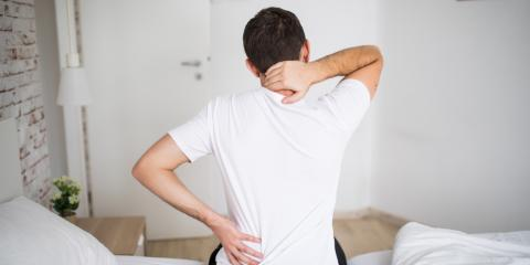 How The Wrong Mattress Can Lead to Back Pain , Florence, Kentucky