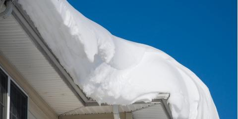 How Much Snow Can a Flat Roof Support? , Poughkeepsie, New York