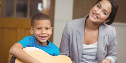 How Singing, Dancing & Strumming Helps Child Development , Fairborn, Ohio