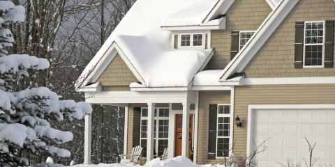 How Snow & Ice Impacts Your Roofing , Sycamore, Ohio