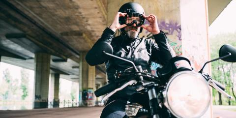 How to Select the Right Motorcycle Helmet for You , Taylor Creek, Ohio