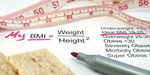 How to Calculate Your BMI: Osseo's Fitness Experts Explain , Maple Grove, Minnesota