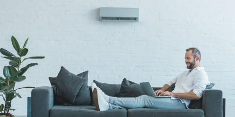 How to Care for Your Ductless Air Conditioning System During the Fall & Winter, Frewsburg, New York