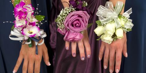 A Guide to the Perfect Corsage or Boutonniere for Prom , Enterprise, Alabama
