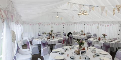 How To Choose The Right Tent Size For Your Wedding Or Large Event Babylon