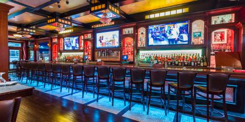 How to Eat Healthy During the Big Game at NYC's Best Sports Bar , Manhattan, New York