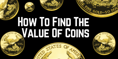 How To Find The Value Of Coins, Carle Place, New York