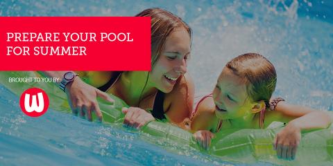 How To Get Your Above Ground Pool Ready For Summer Watson 39 S Of St Louis St Charles Nearsay