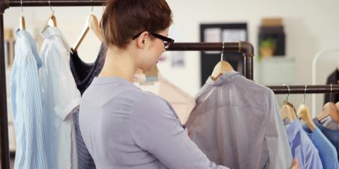 How to Prep Garments for Dry Cleaning, Powell, Ohio